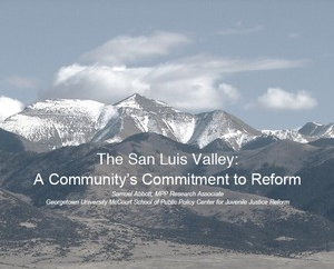 San Luis Valley cover